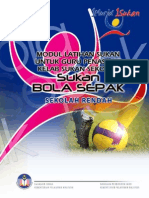 buku panduan bola sepak
