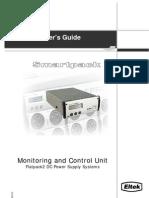Flatpack 2 Smartpack Monitoring