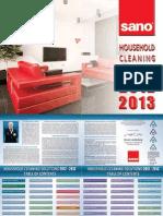 Sano New Catalog