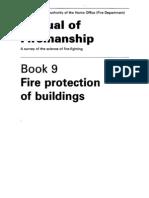 Manual of firemanship Book 9