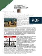 Crónica Nº 95 - A desdita da democracia portuguesa