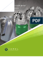 Varel Fixed Cutter Drill Bits