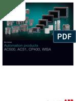 Automation ABB (PLC)