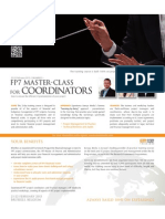 FP7-Master-class for Coodinators