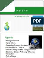 Plan B 4.0 Powerpoint