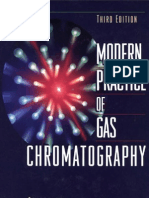 Modern Practice of Gas Chromatography Wiley 3ed