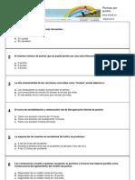 Test PERFIL A - PERMISO POR PUNTOS