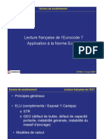 Eurocode 7 Presentation