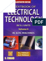 electrical machines ac and dc