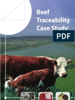 Beef Trace Ability Case Study