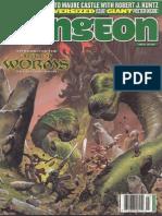 Dungeon Magazine # 124