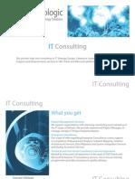 Swayam Infologic IT Consulting Brochure
