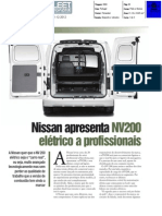 "NISSAN e-NV200 NA ""FLEET MAGAZINE»"