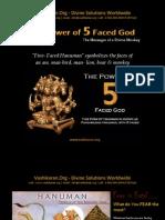 Hanuman Mantra to combat fear by Vashikaran.Org