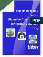 raport de mediu