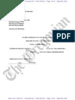 #MoMo Defense trial memorandum FBI v. mohamed