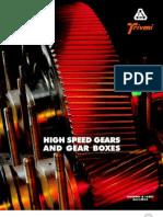 gearbox high speed
