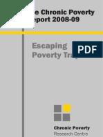 The chronic poverty report  2008-9