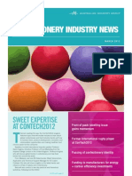 confectionery sector newsletter