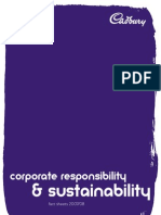 Corporate responsibility and sustainability