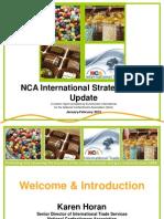 International beverage plan update