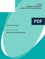 Heavy menstrual bleeding nice guidelines.pdf