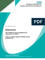depression nice guideline.pdf