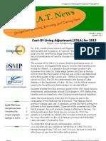 GeorgiaCares Newsletter January 2013