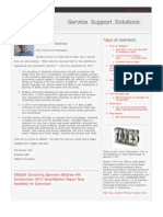 CADsoft Consulting Newsletter - December 2012