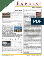 EiE Express Newsletter January 2013