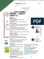 ELEMENTO CHIMICO DONNA … LEGGI IL TESTO =_)_) _ BRUCOFALLA