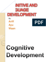 cognitive language development