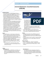 Integrated Defensive Electronic Countermeasures (IDECM)
