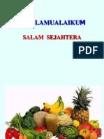 Classes of Food