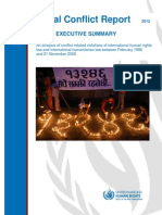 Nepal conflict report_summary