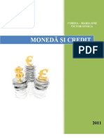 Moneda Si Credit - Modulul II - Curs Id
