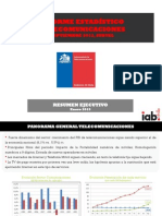 Informe Anual IAB - Subtel