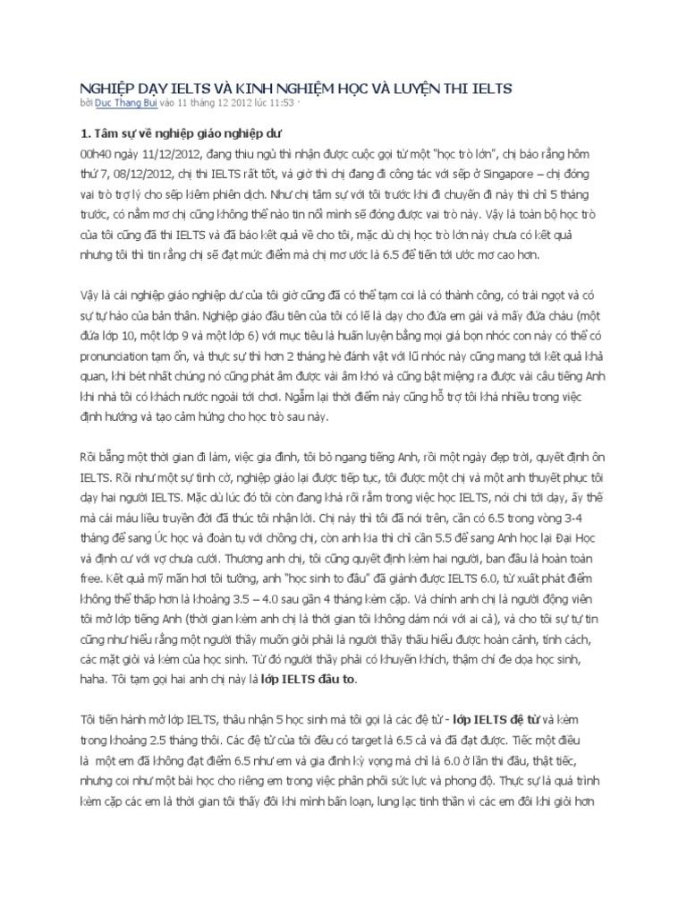 acet essay question 2012