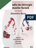 Compendiu de chirurgie OMF , Prof. Bucur, Vol II