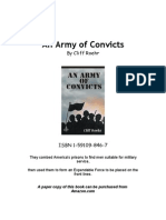 Army of Convicts