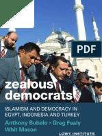 Bubalo, Zealous Democrats Web