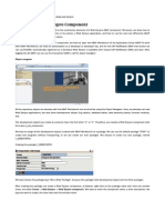 Designing a Web Dynpro Component