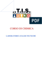 Lezioni di Chimica Analitica