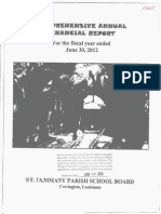 St. Tammany Parish School Board audit
