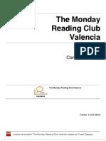 #TMRC_Vlc - The Morning Reading Club Valencia
