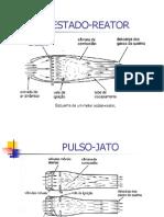 Tipos motores a Reação