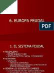 Tema 6. La Europa Fuedal