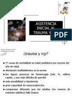 Asistencia inicial al trauma pediátrico