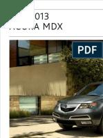 MDX Accessories