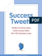 SUccess tweets
